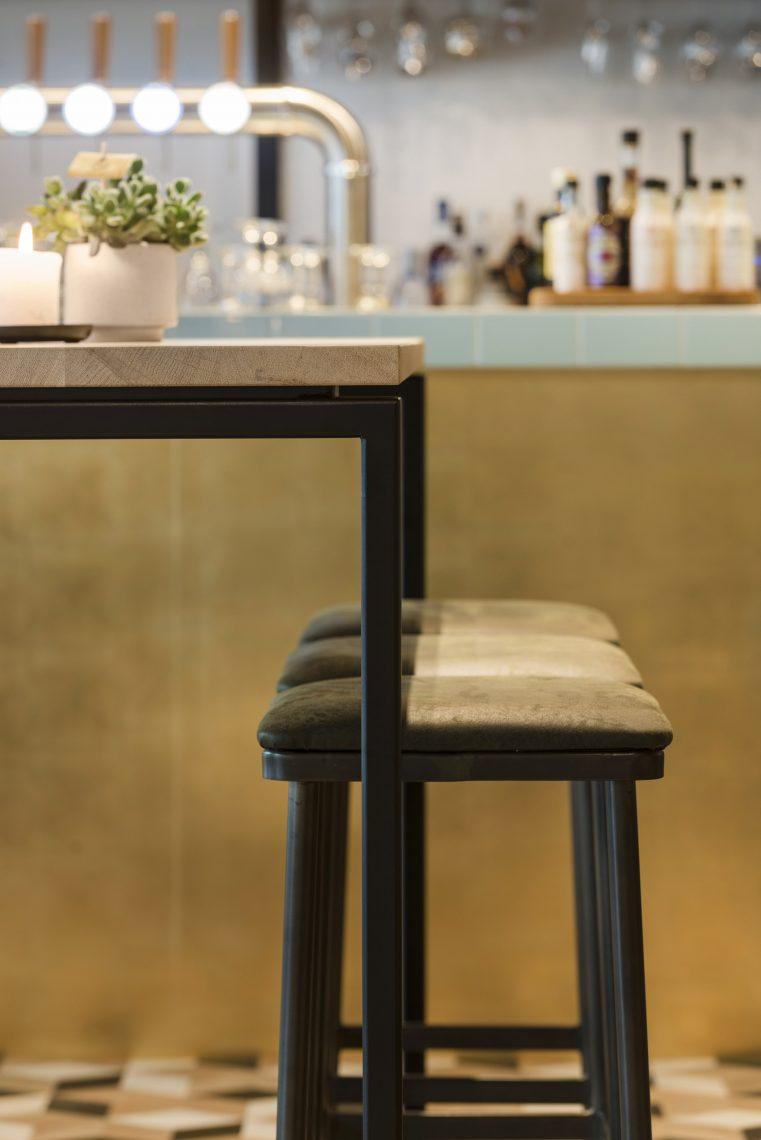 Interieurproject EMMA eiken tafel